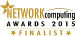 Network Computing Awards 2015 Finalist logo