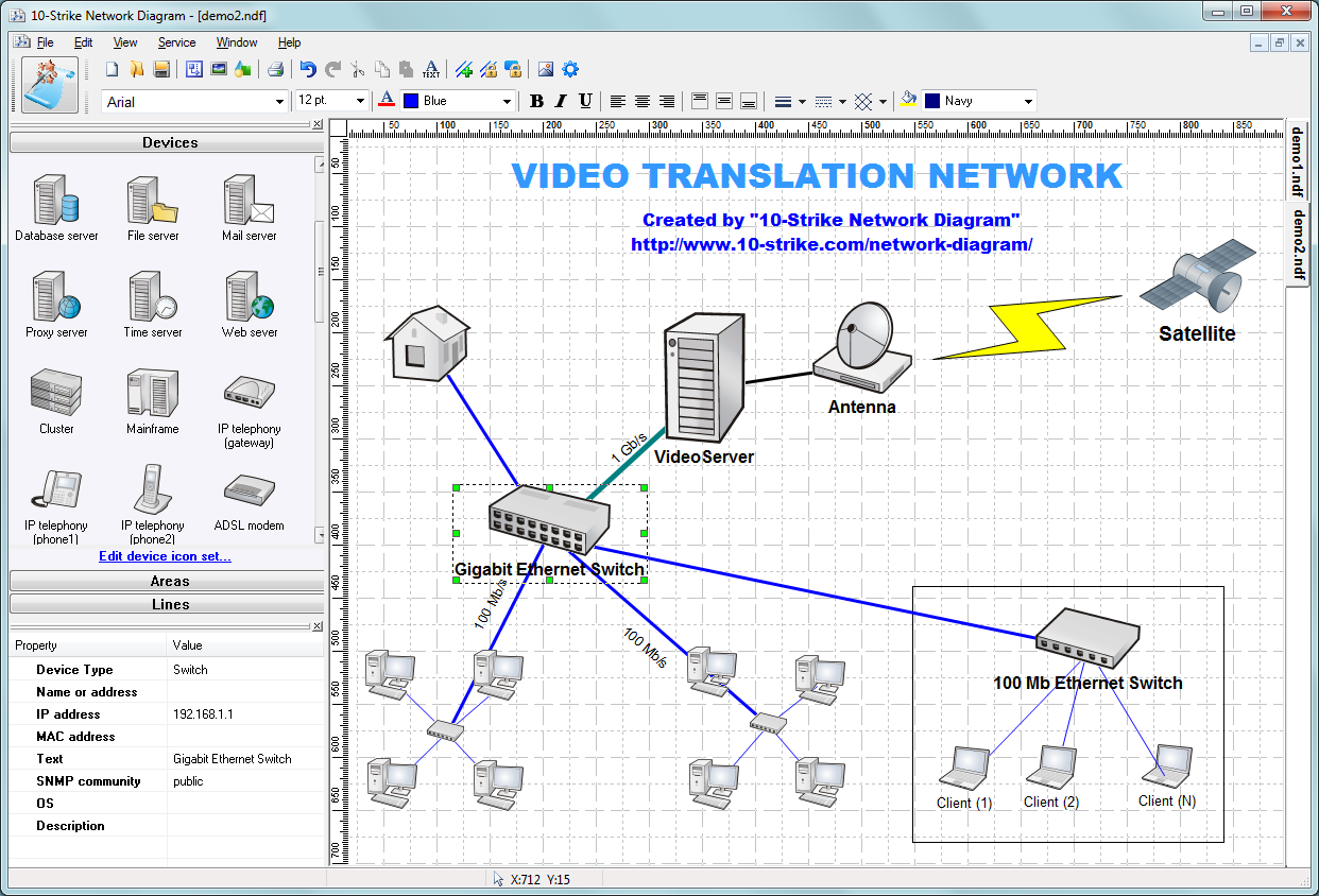 network-diagram-1 Network Schematic Diagram on