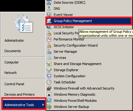 Configuring WMI Access Remotely Using Group Policy